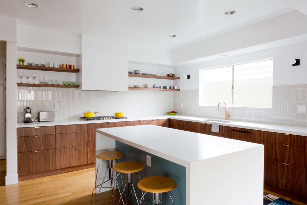Los Angeles Kitchen Remodel by Veneer Designs | Remodelista