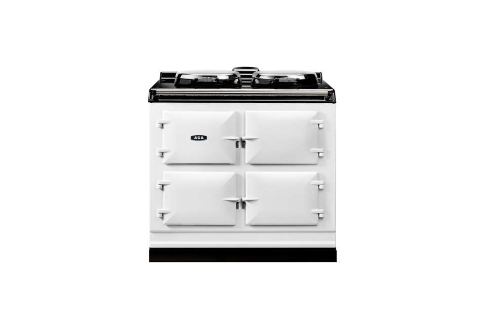 Aga White Cooker