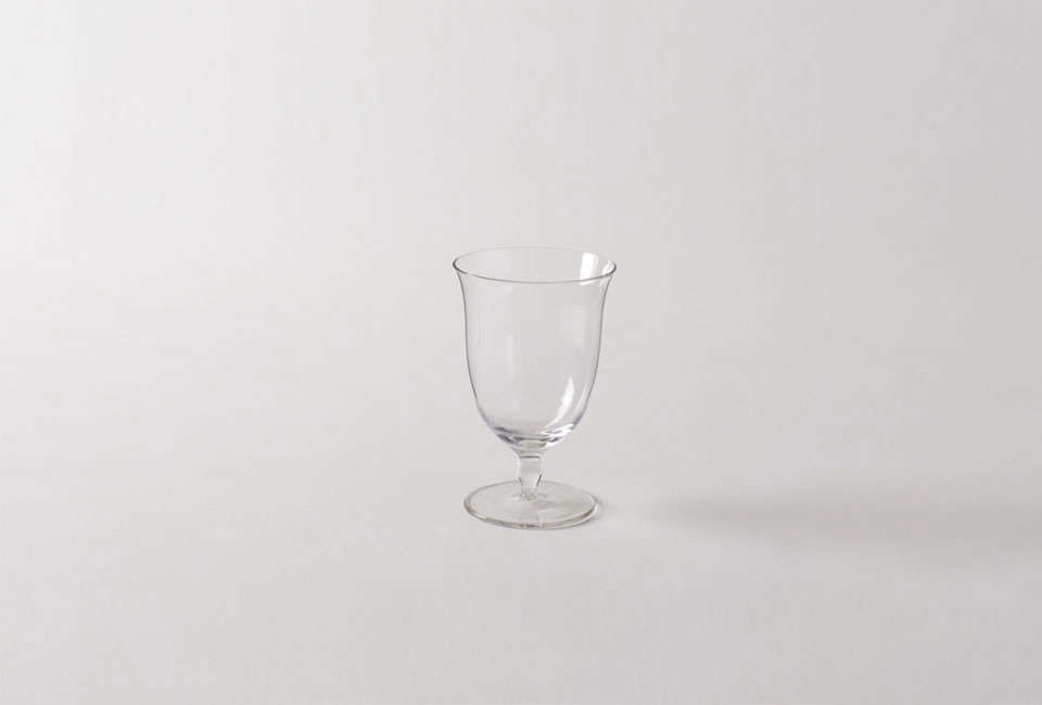 billy cotton clear glassware 16