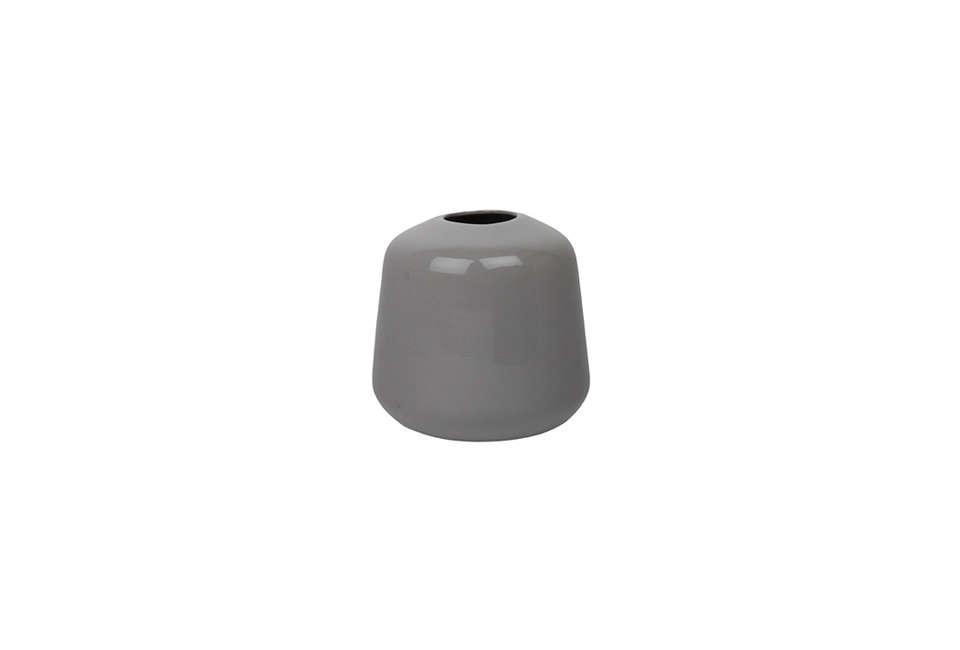 canvas home elba vase in grey 24