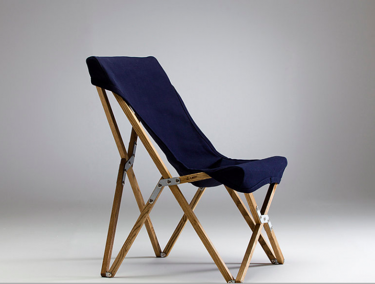 this week&#8\2\17;sobject of desire: ahandmade folding camp chair by a. 13