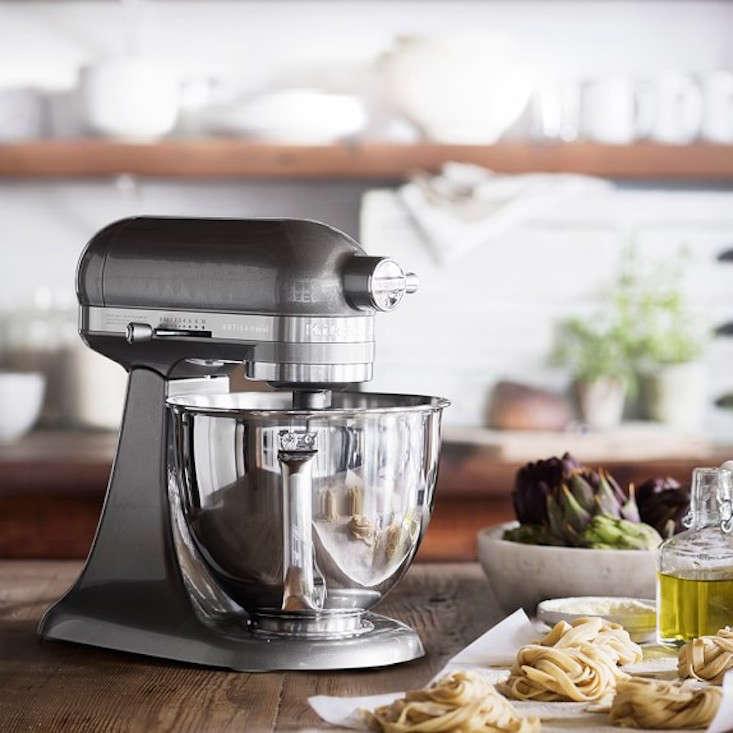 kitchenaid artisan mini stand mixer remodelista 2 12