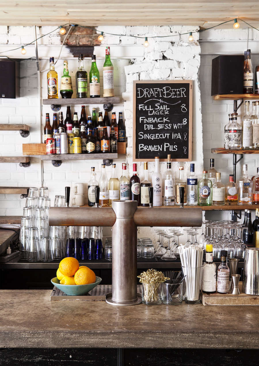 Maiden Lane Seafood Bar | Remodelista
