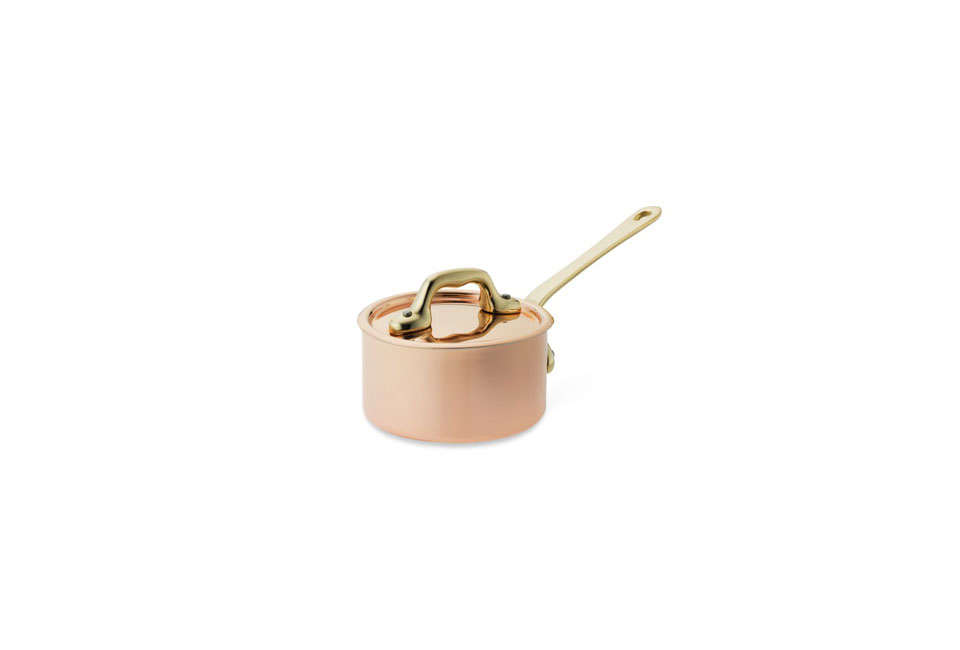 Mauviel Copper Butter Warmer Pot