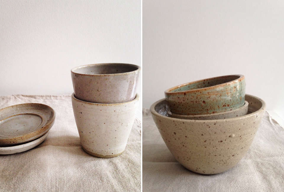 milk cups and bowls from vessel & time 10