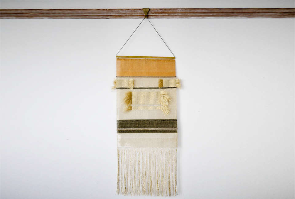 native line wall hanging 23