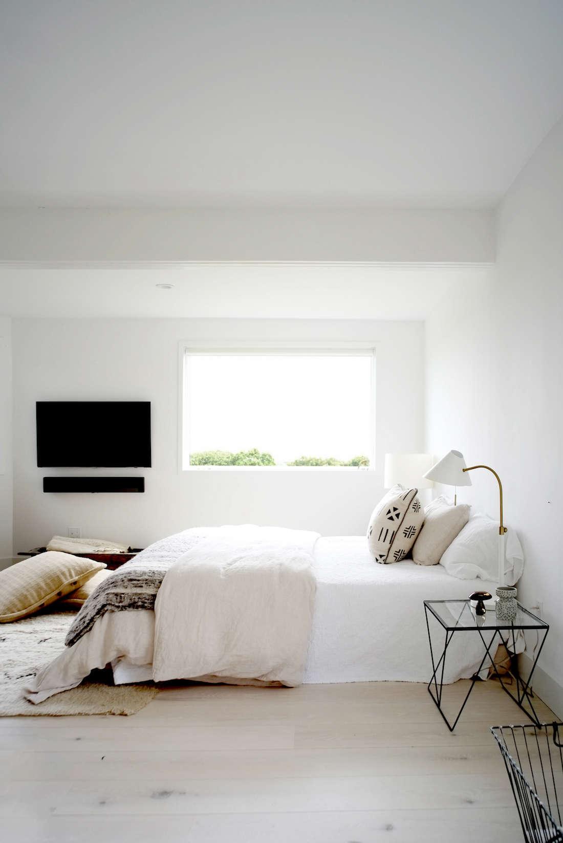 elisa restrepo montauk beach house bedroom 9