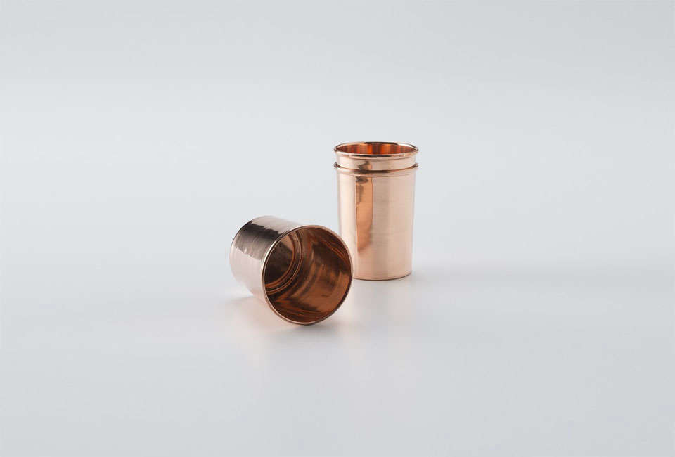 Copper Cup from Schoolhouse Electric