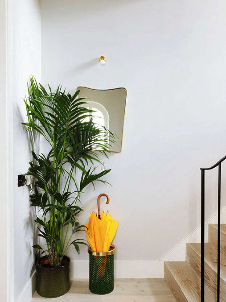 A Notting Hill Townhouse Tailored for Living by Charles Mellersh Charles Mellerersh Notting Hill town house interior design   Remodelista