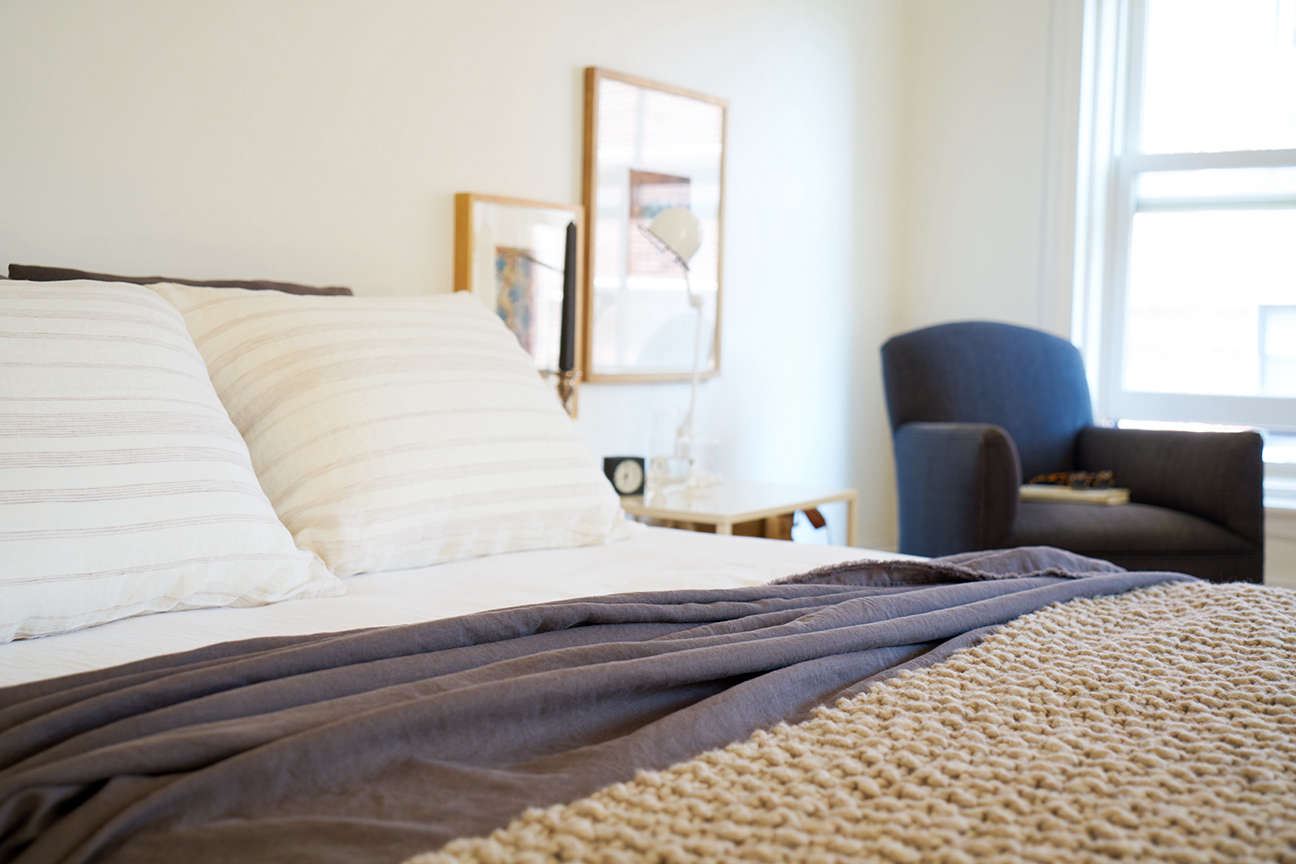 New from Eileen Fisher Home at Garnet Hill   Remodelista