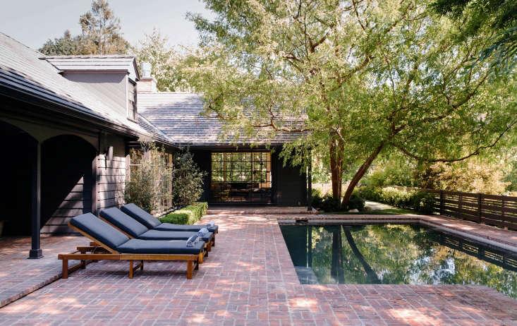 Simo Design Beverly Hills Pool Gardenista 1