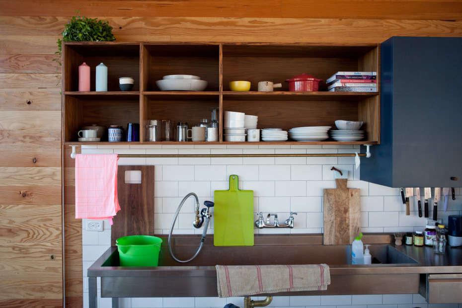 Alyson Fox Kitchen by Michael A. Muller for Freunde von Freunden