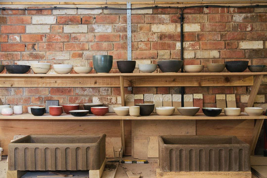 Ceramic Sinks from DeVOL