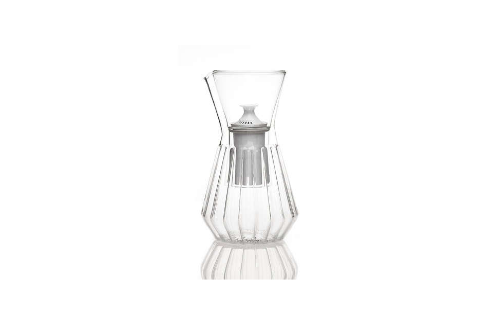 fferrone fluted talise water filter carafe 11
