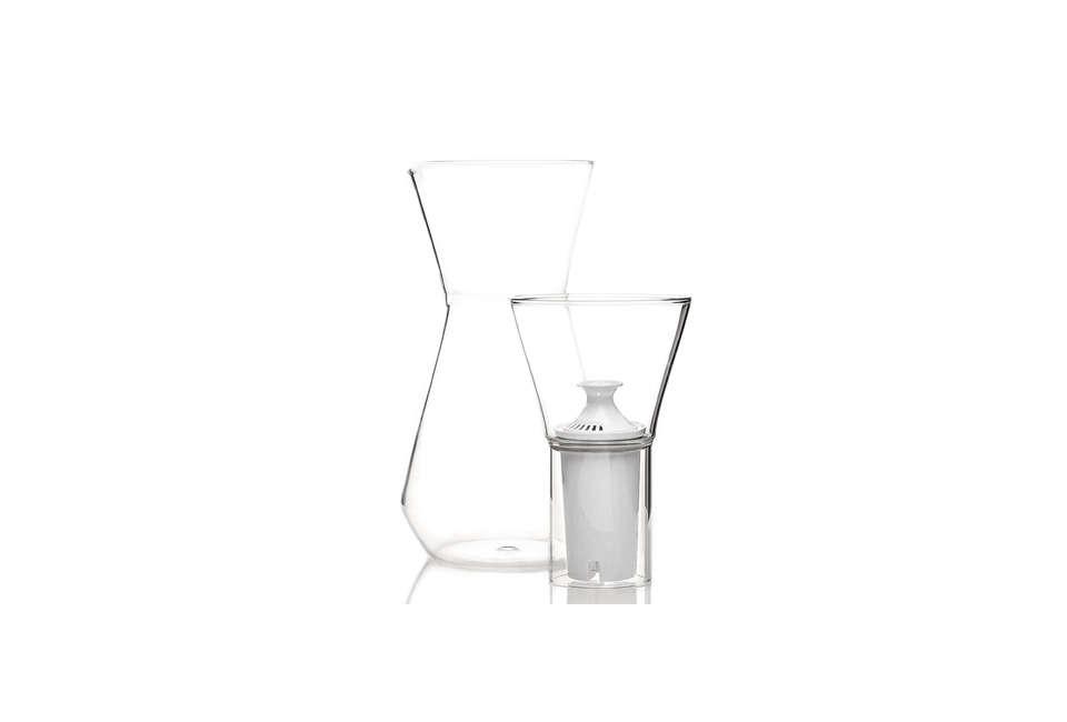 fferrone talise water filter carafe 9