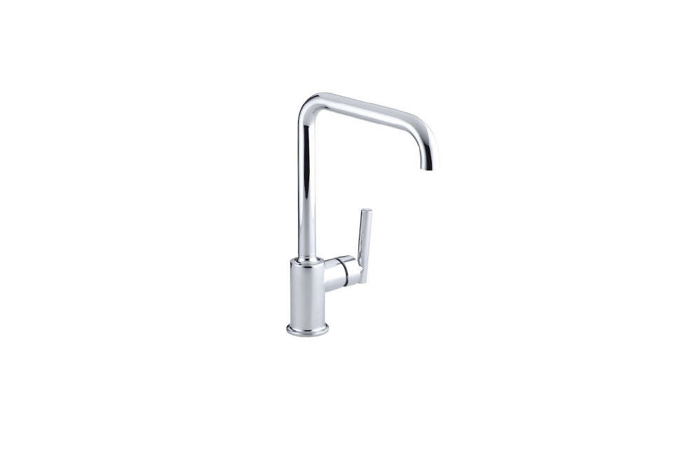 Kohler Purist Faucet in Polished Chrome