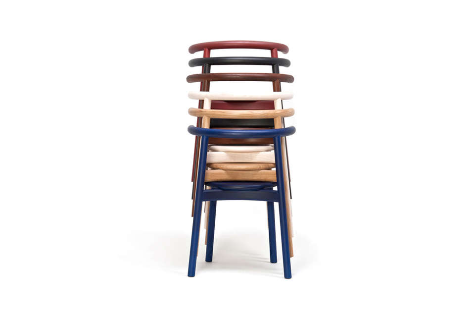 Nitzan Cohen for Mattiazzi Solo Chair