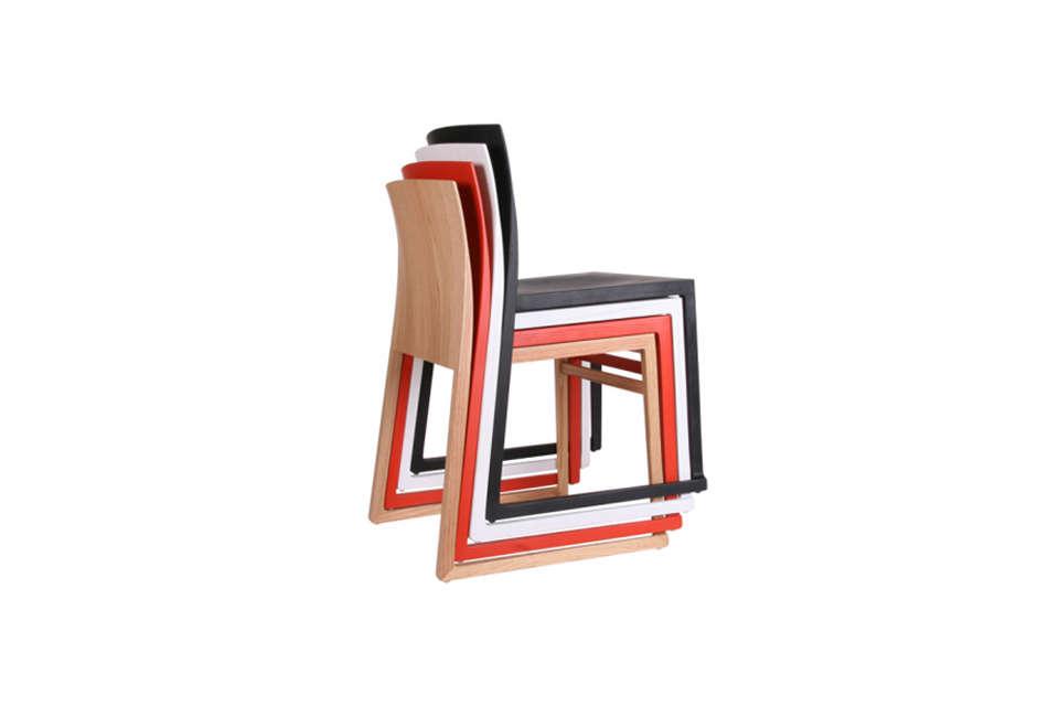 Osidea Hanna Sled Chair