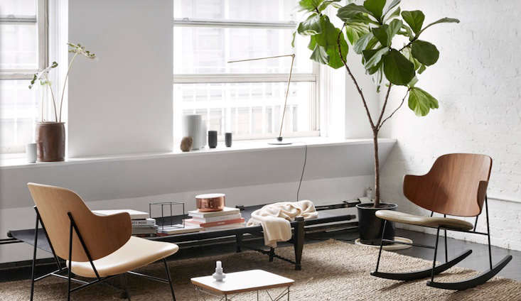 Object Lessons The Penguin Chair a Midcentury Best Seller Is Back penguin chair remodelista hero 2