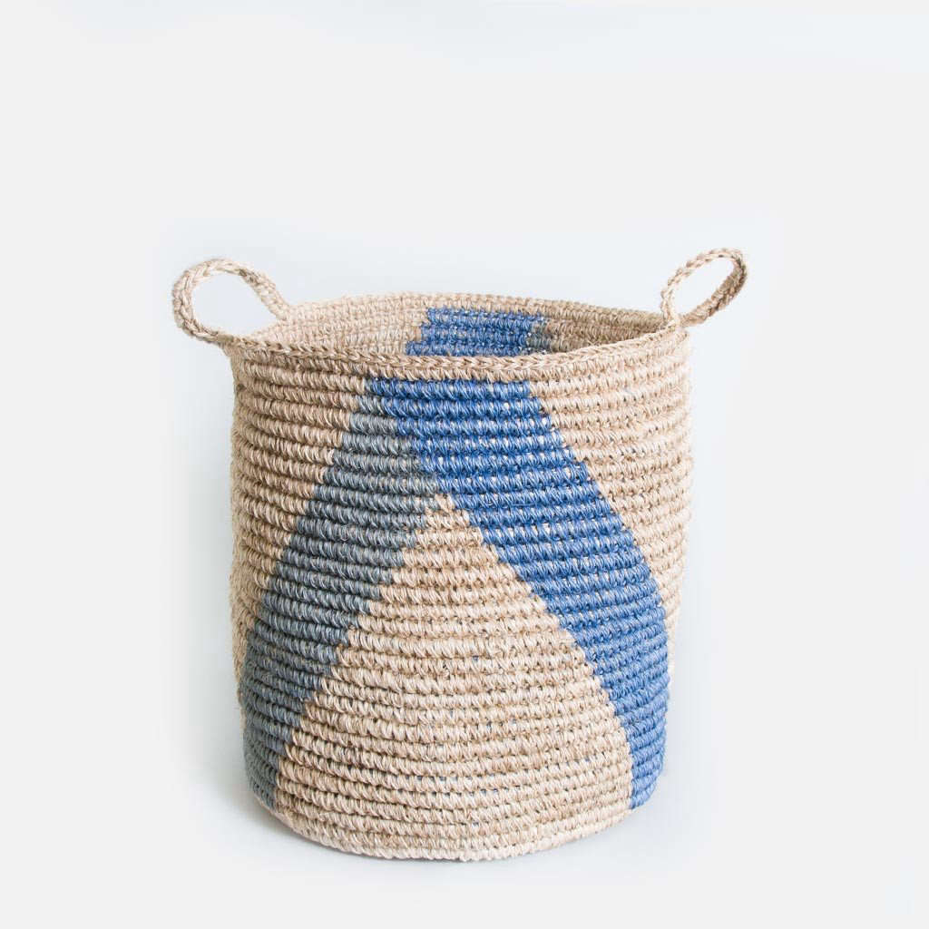 Colombian Woven Summit Basket from Someware