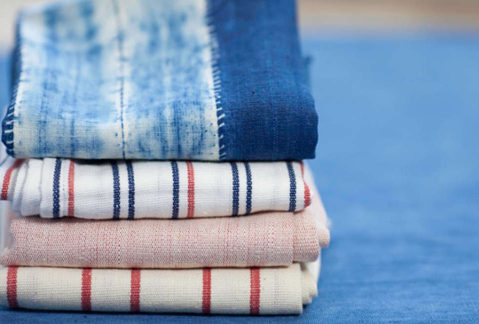lucille&#8\2\17;s favorite kitchen linens are made by tensira of west afric 22