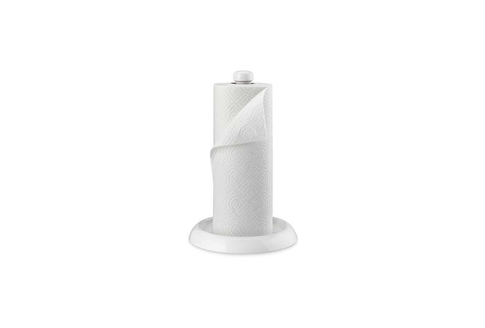 Williams-Sonoma Ceramic Wood Paper Towel Holder