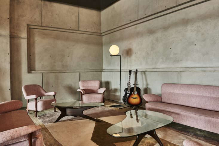 Trend Alert 5 Shared Workspaces Gone Upscale Music Room at Spring Place
