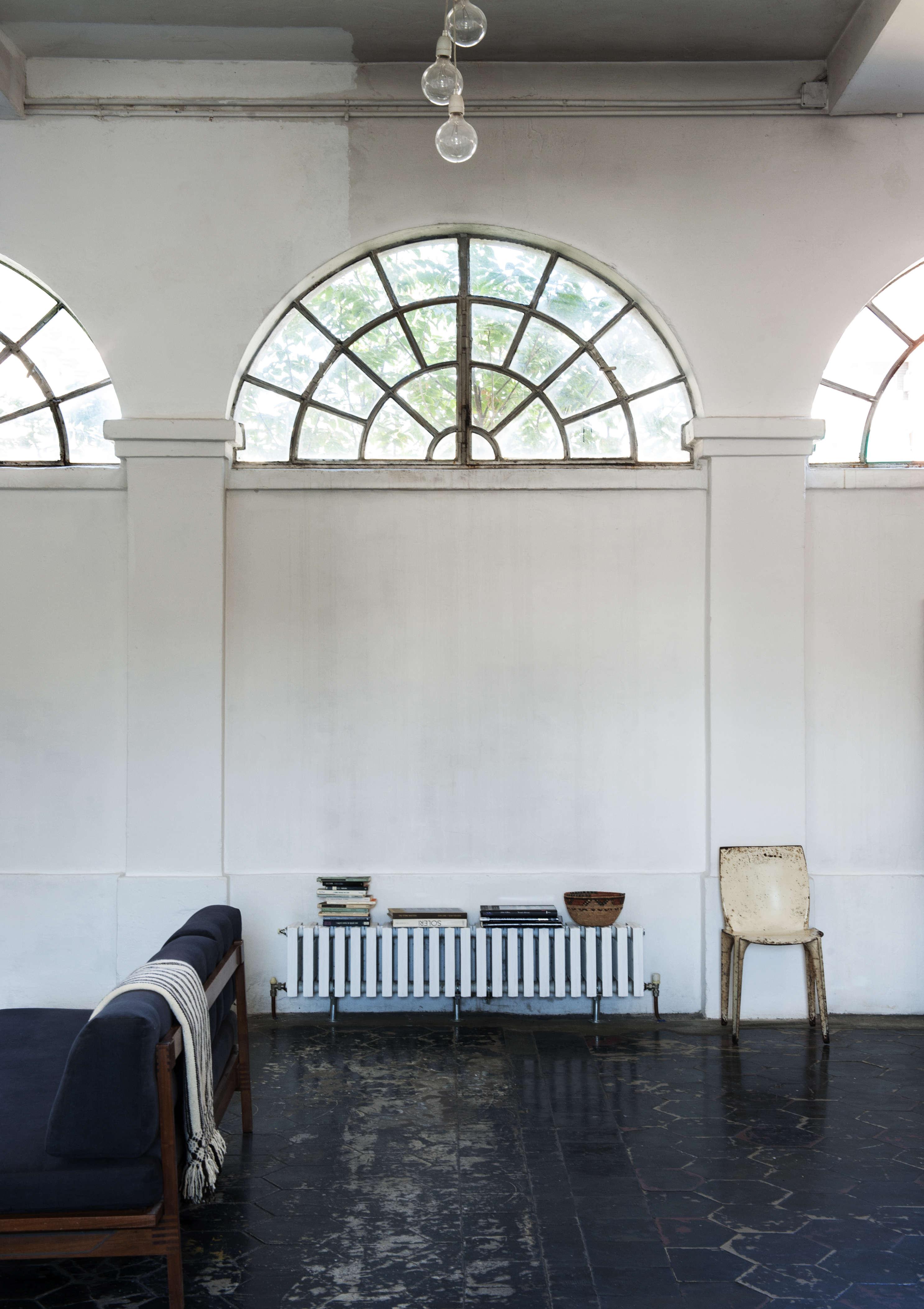 A RomanticIndustrial Milan Loft for a Bohemian Design Duo Bsbee Milan Loft Remodelista 9