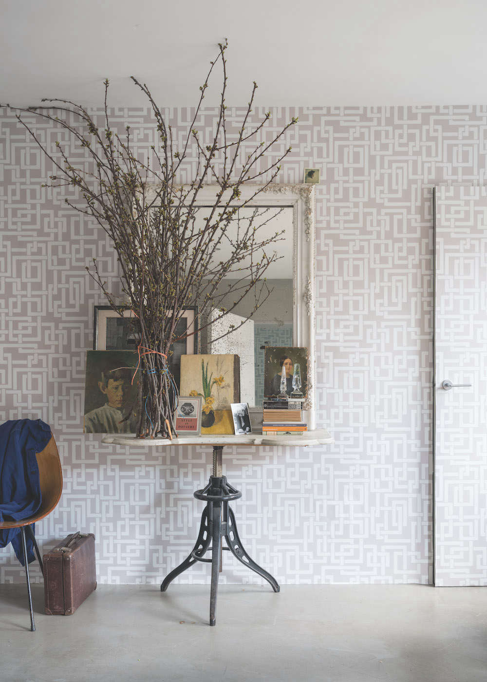 farrow and ball new wallpaper enigma remodelista 4 11