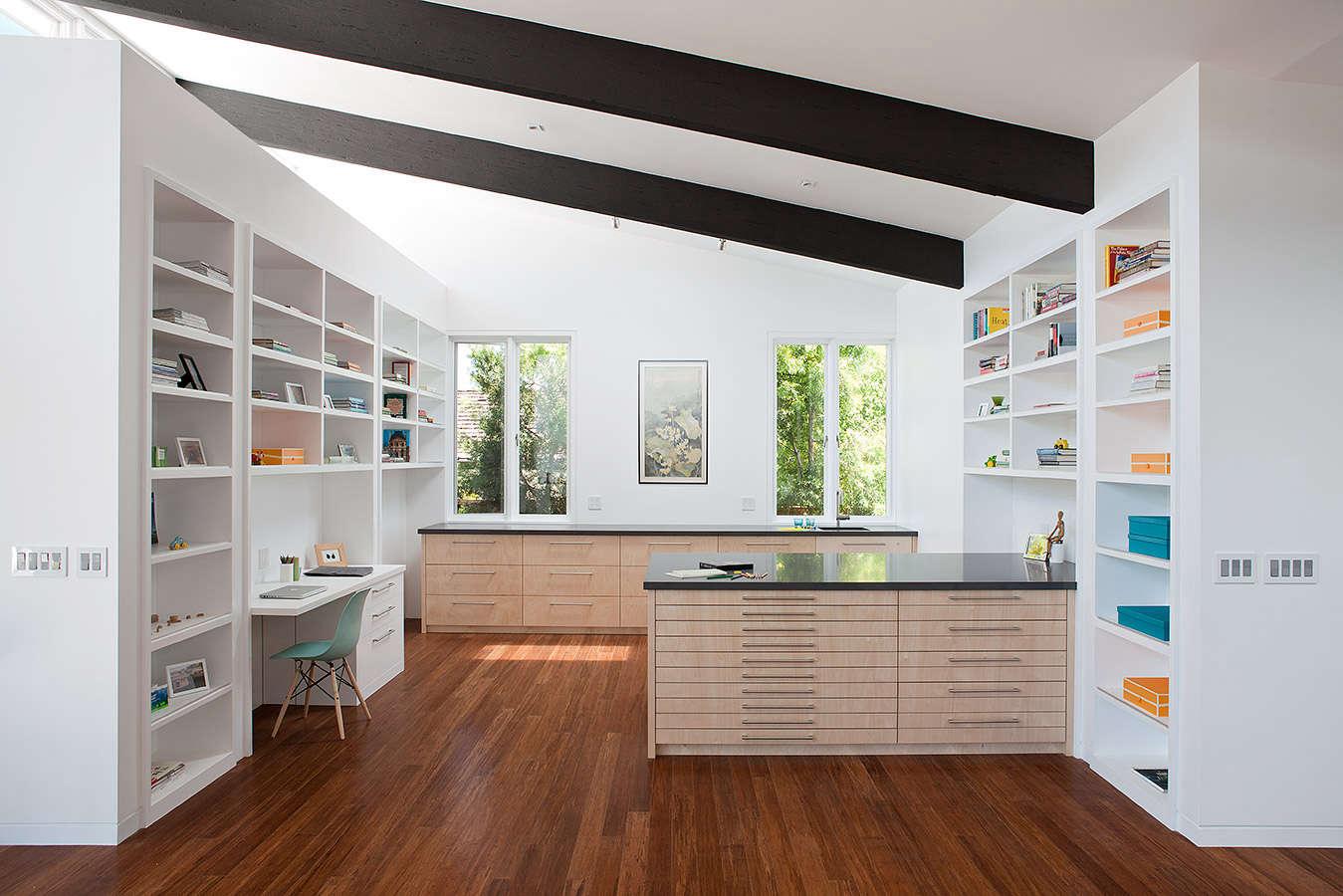 klopf architecture cupertino net zero energy home remodelista 9