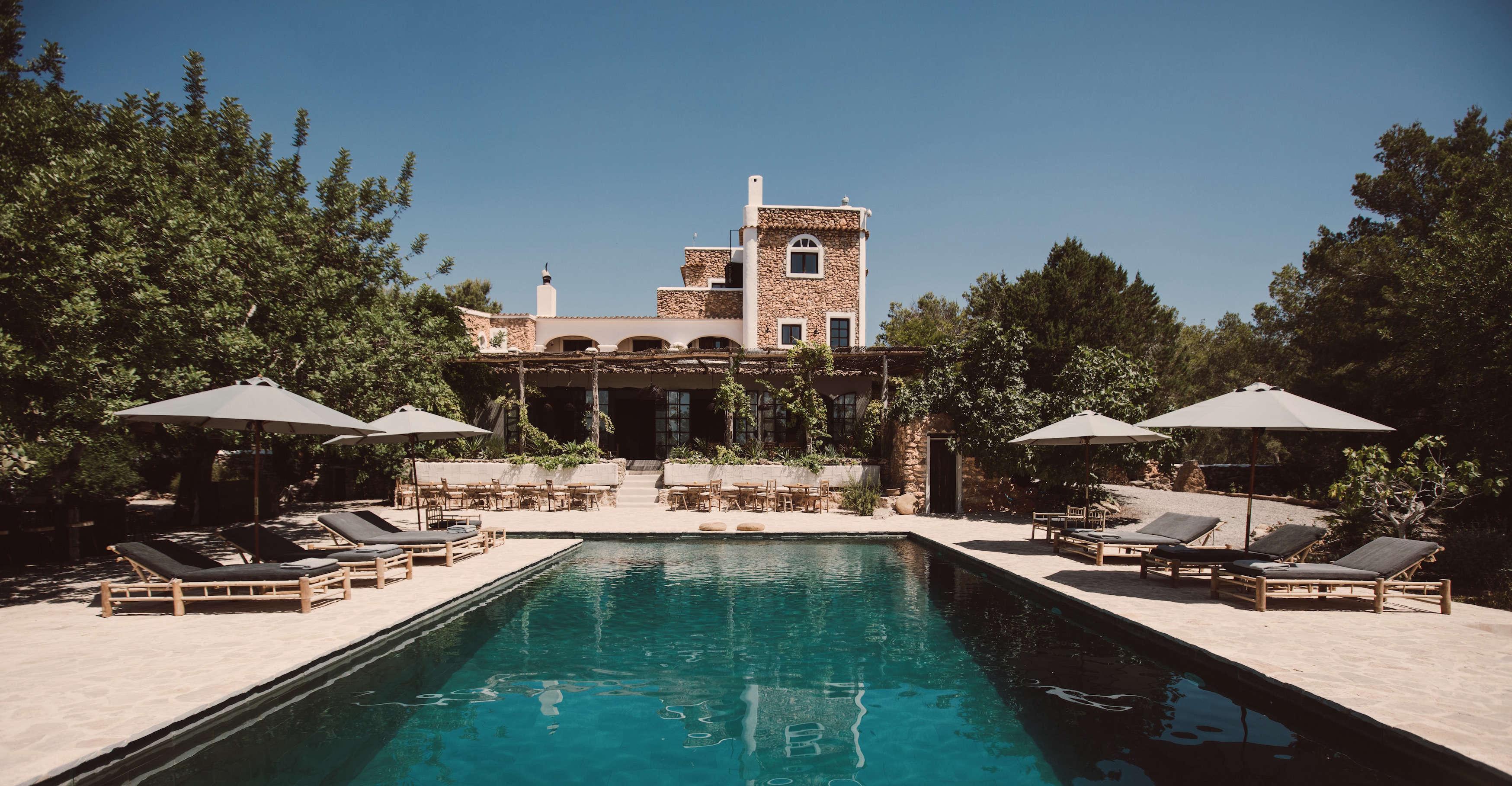 La Granja Ibiza, a Design Hotels retreat on a 16th century finca | Remodelista