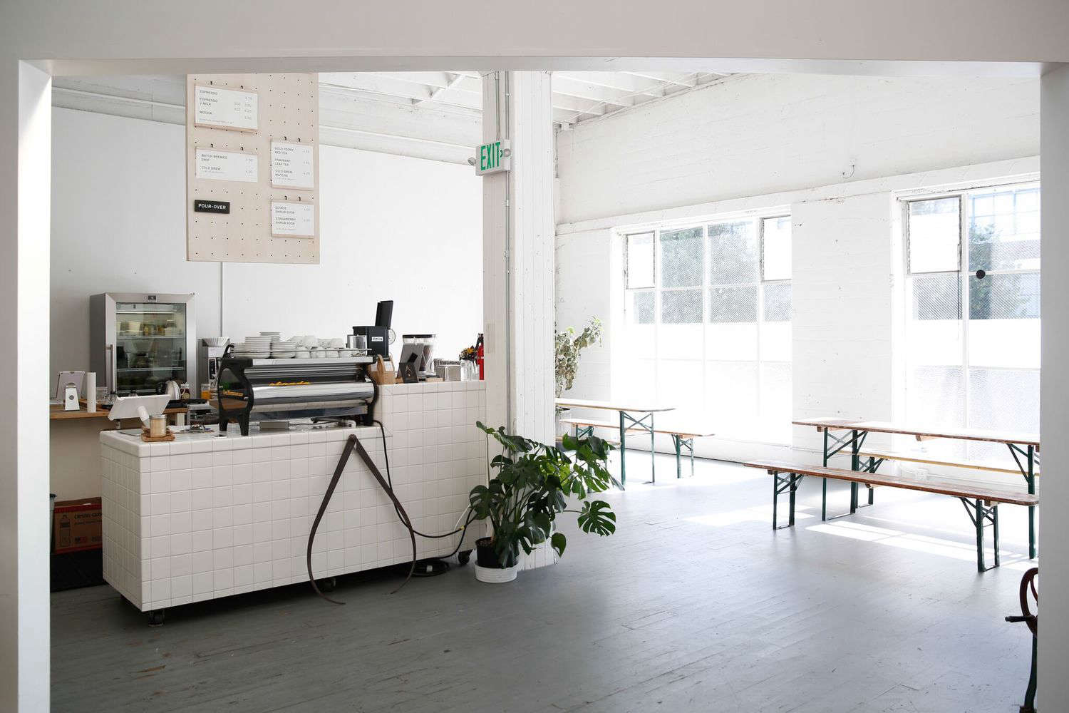 Trend Alert 5 Shared Workspaces Gone Upscale Bar at The Archery in San Francisco