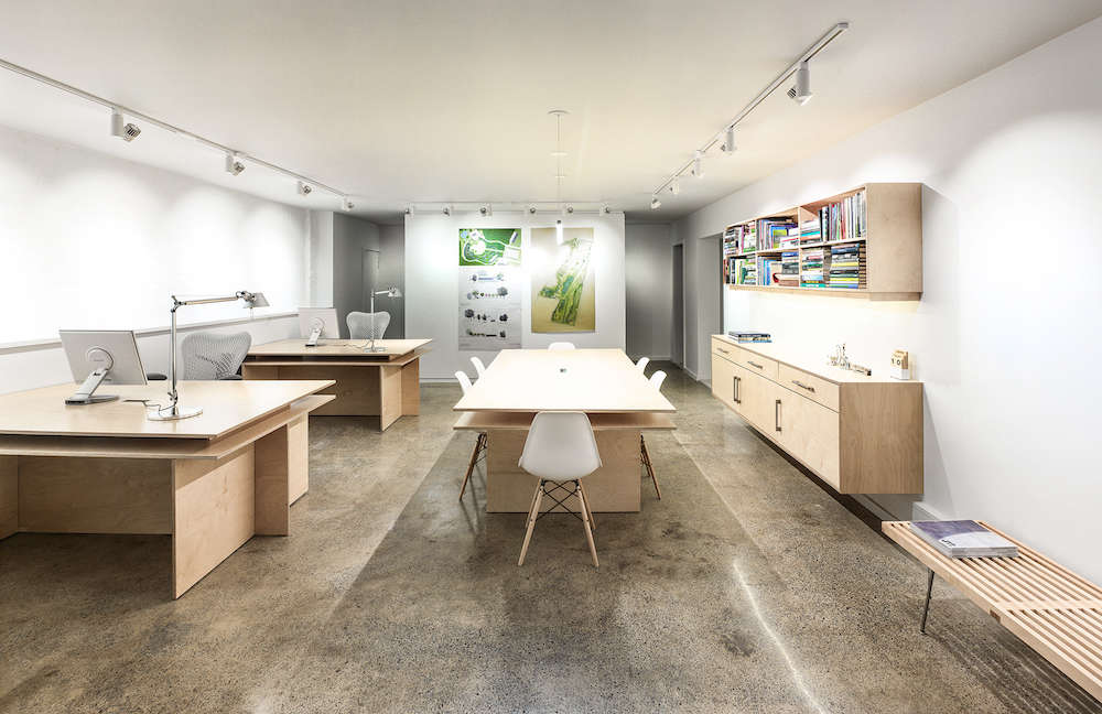 robitaille curtis office plywood remodelista 11