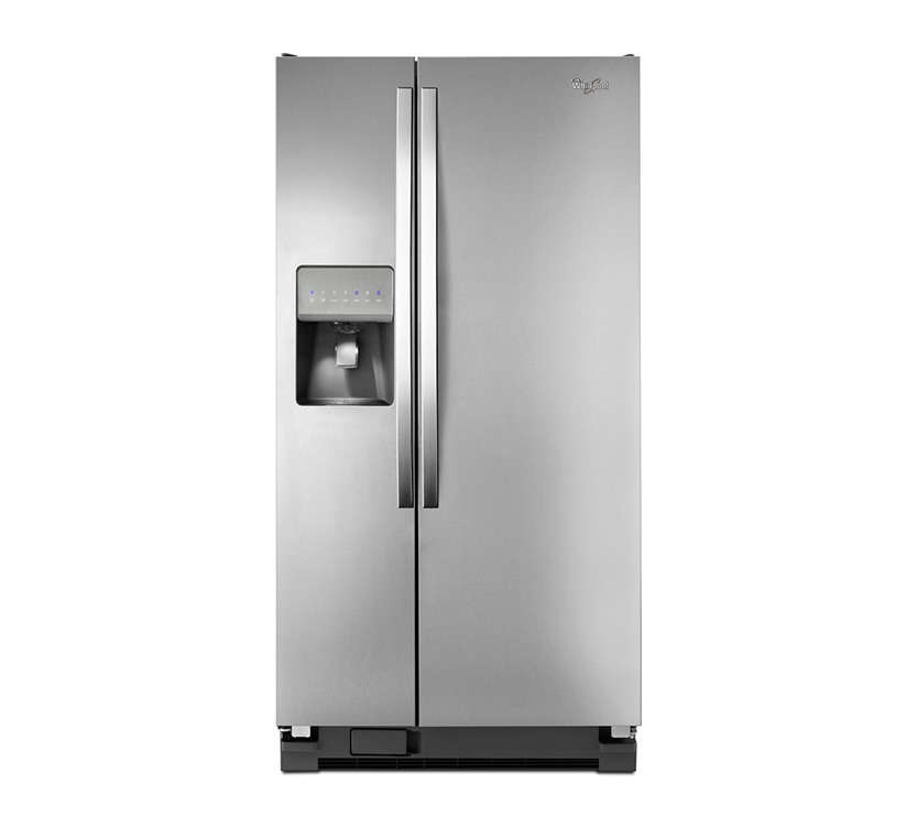 Whirlpool-WRS322FDA-Budget-Refrigerators-Remodelista