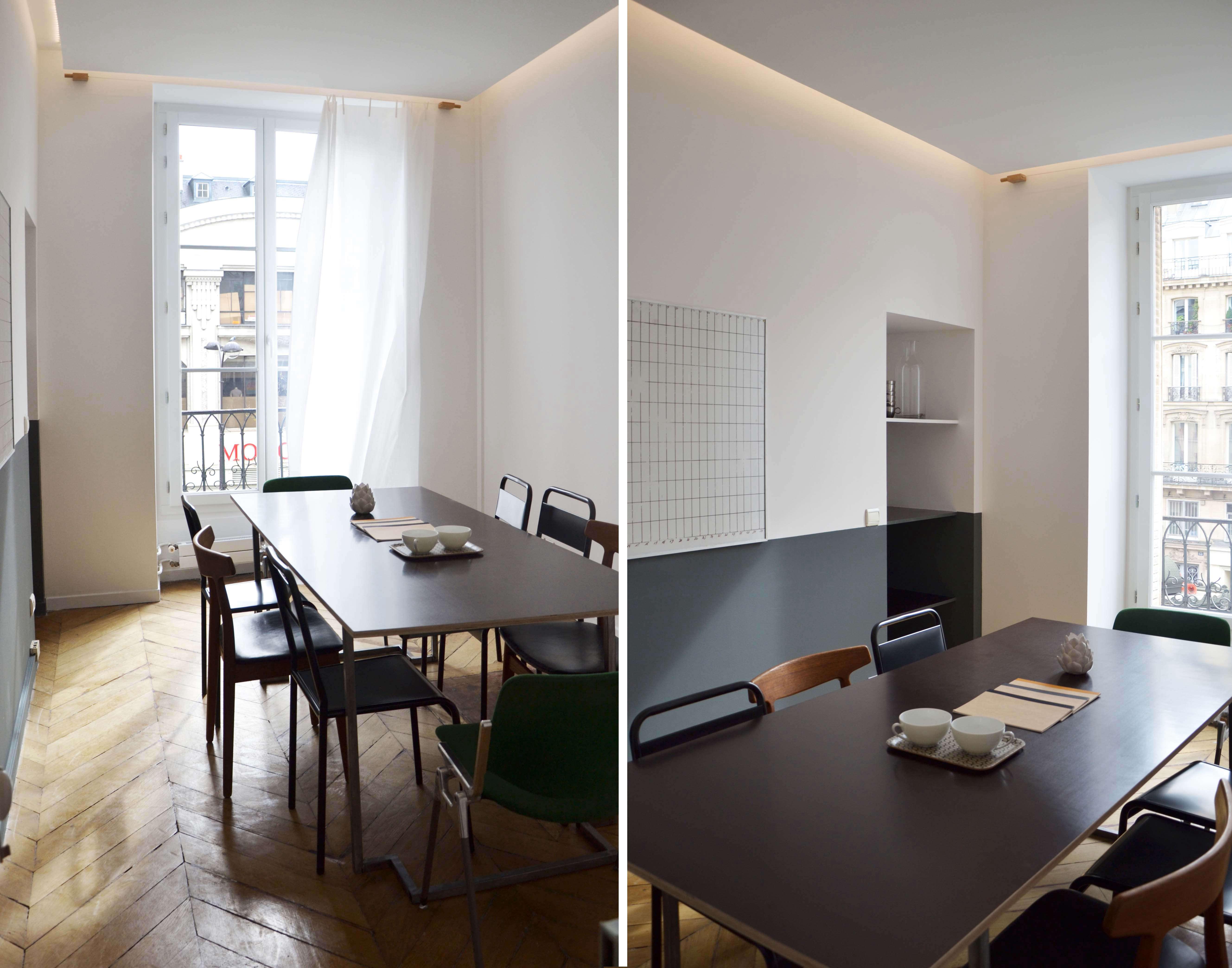 Trend Alert 5 Shared Workspaces Gone Upscale Coworking Room at Artichaut Paris