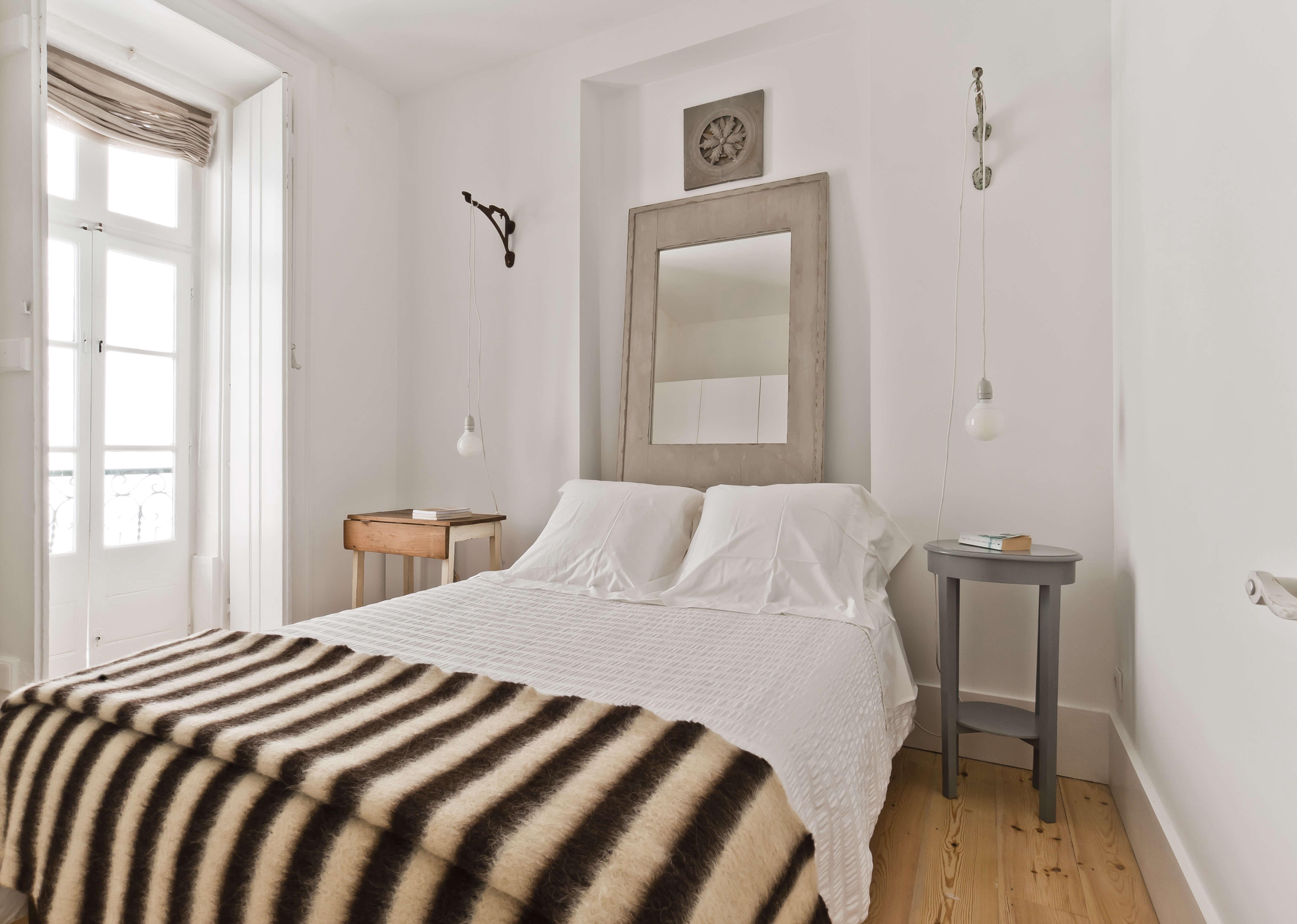 baixa house bedroom in lisbon, portugal 11