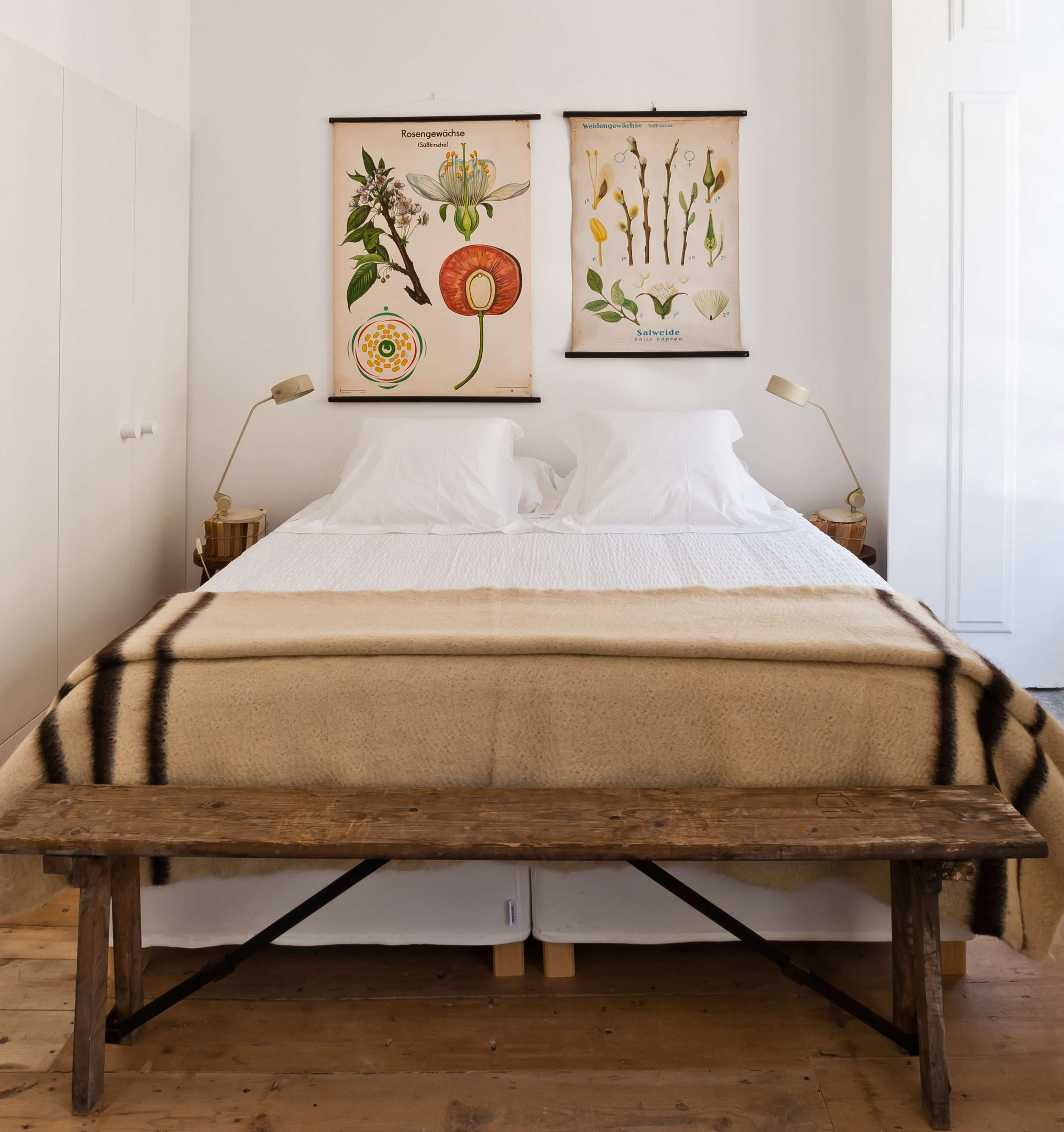 baixa house bedroom in lisbon, portugal 12