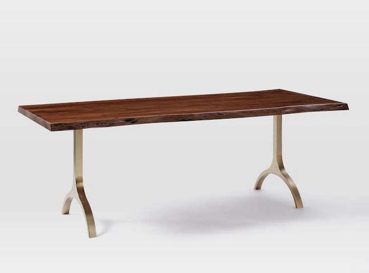 cast trestle dining table o 11