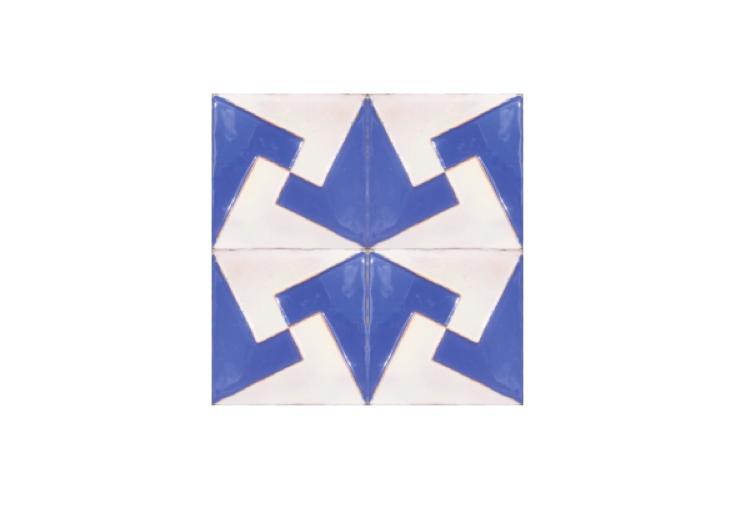 blue cuenca tile by euromkii 11