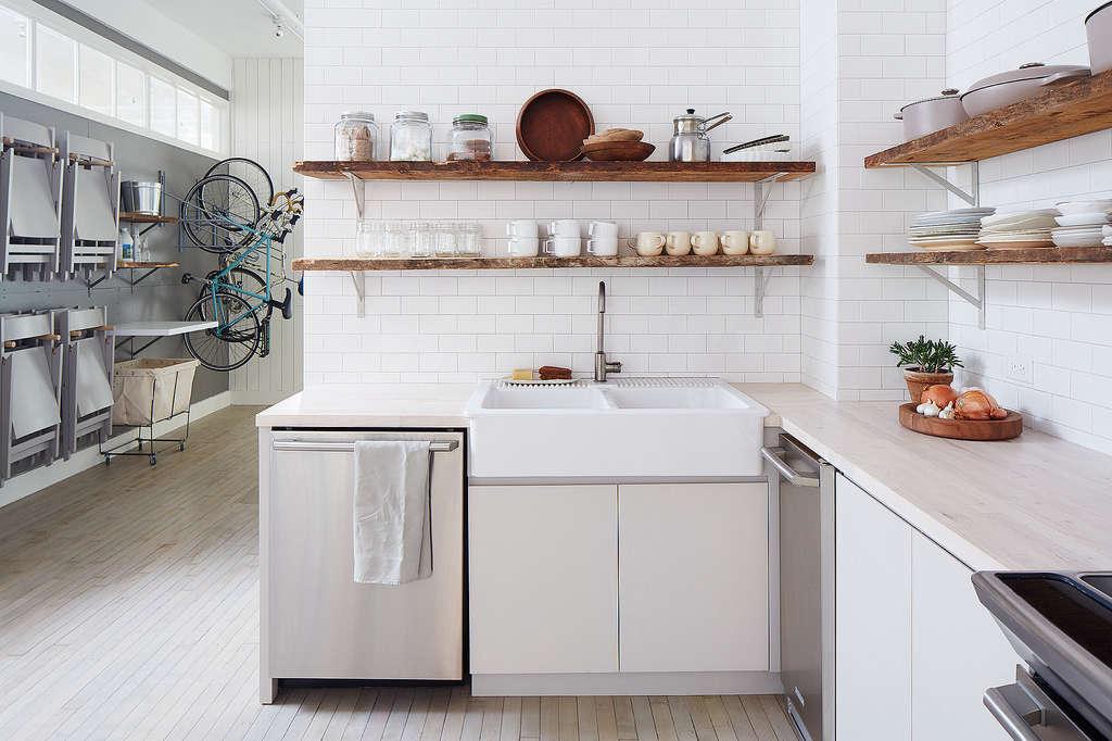 Food52 Work Kitchen by Brad Sherman