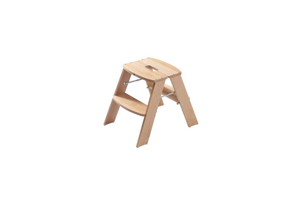 hailo holzstepke step stool 16