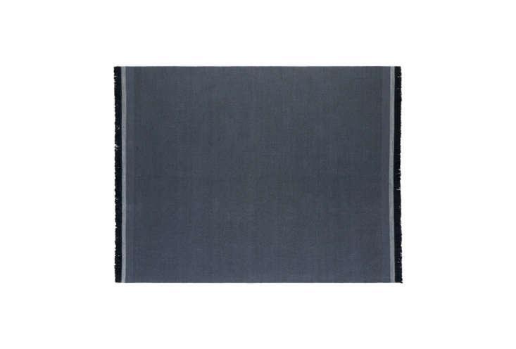 the mattia rug, designed by hanne kortegaard for linie design, starts at \$750  18