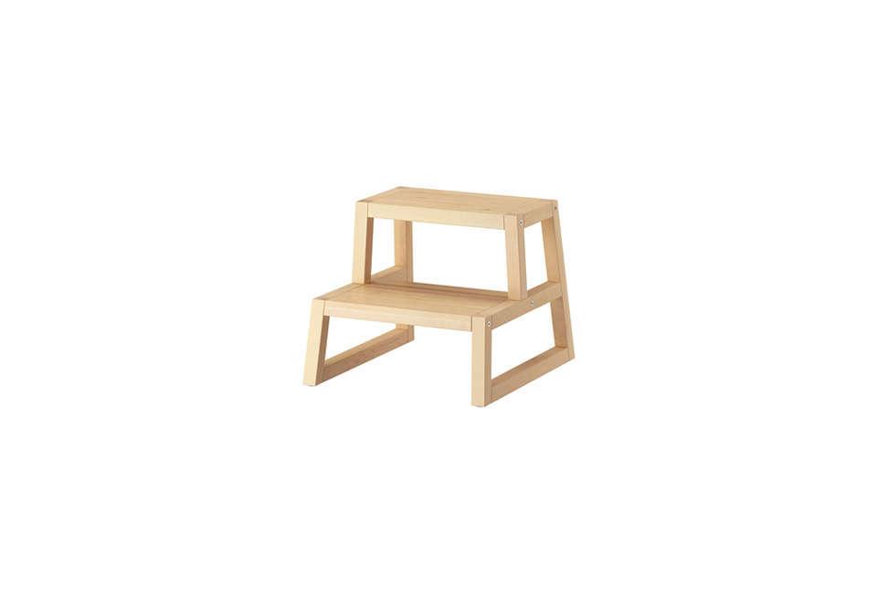 ikea molger step stool 18