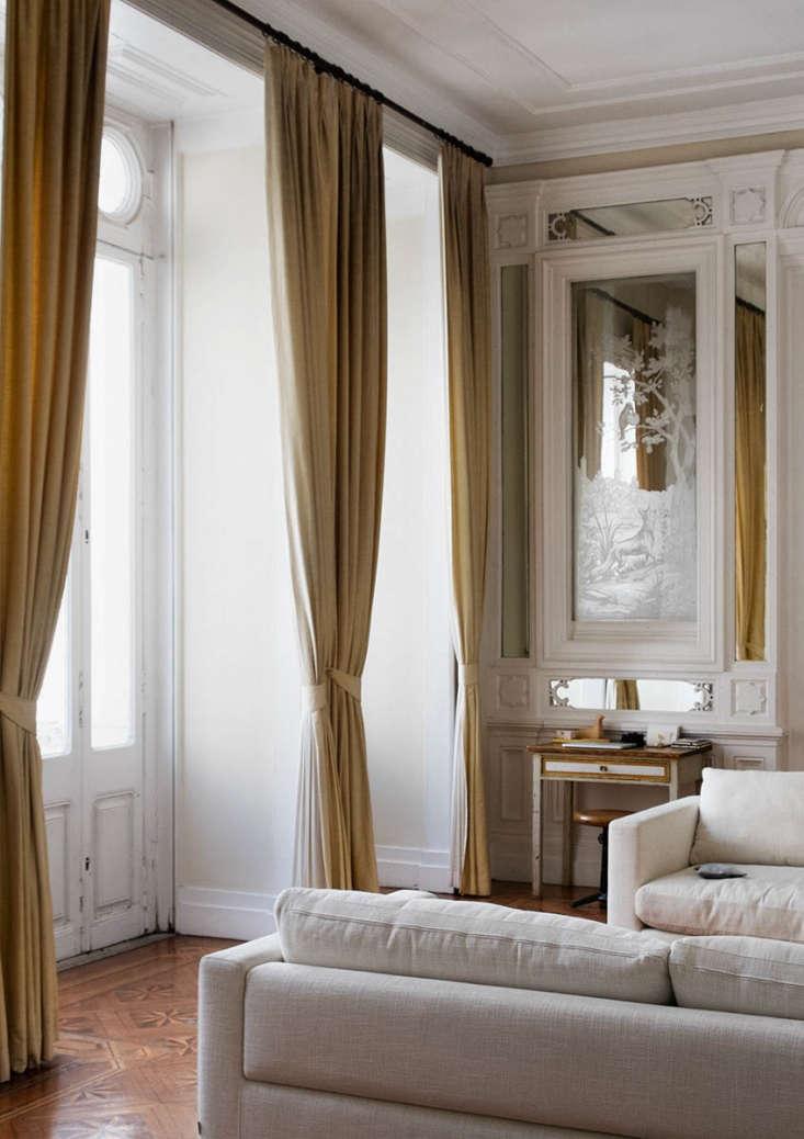 swiss designer kerstin greve&#8\2\17;s historic flat has period detailing a 15