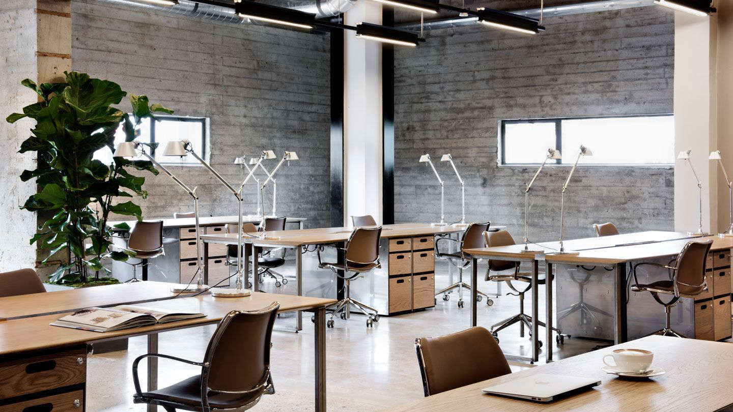 Trend Alert 5 Shared Workspaces Gone Upscale neuehouse hollywood 9
