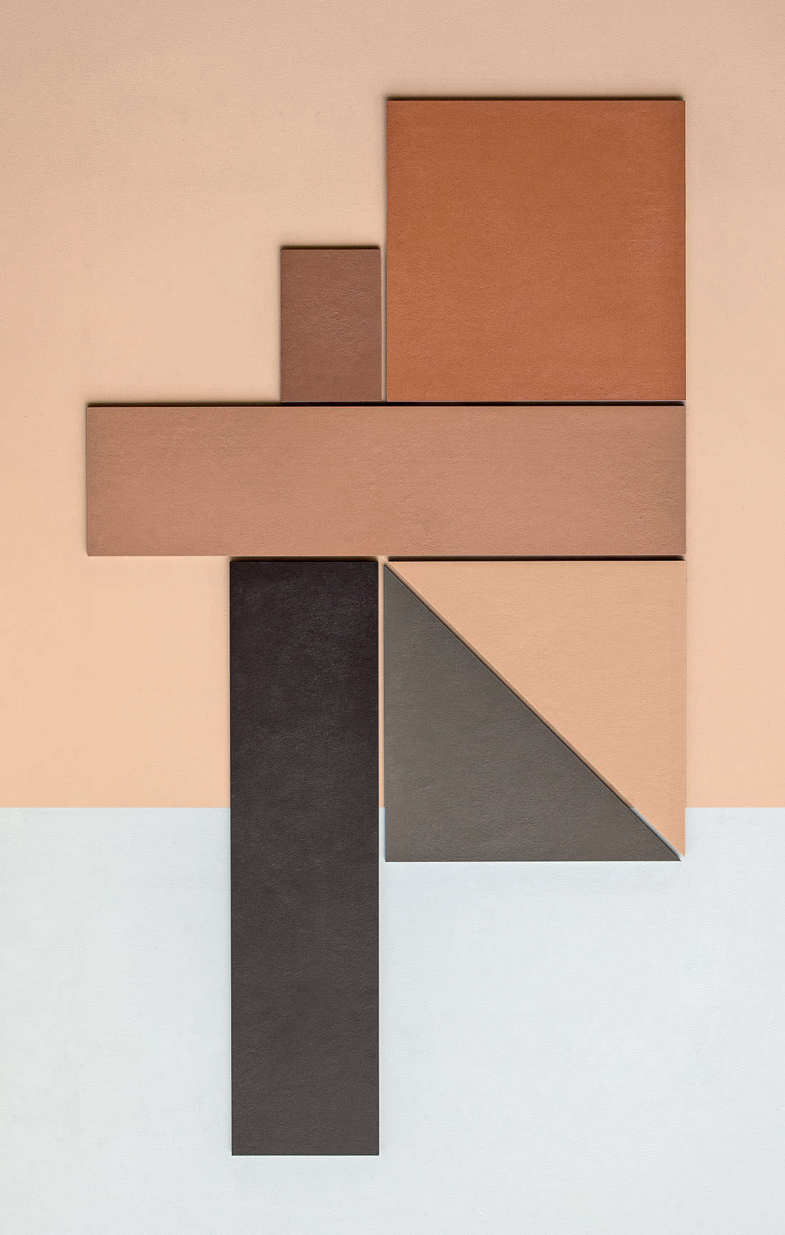 Earth and Clay Tierras Tiles by Patricia Urquiola for Mutina Tierra Tiles by Patricia Urquiola for Mutina