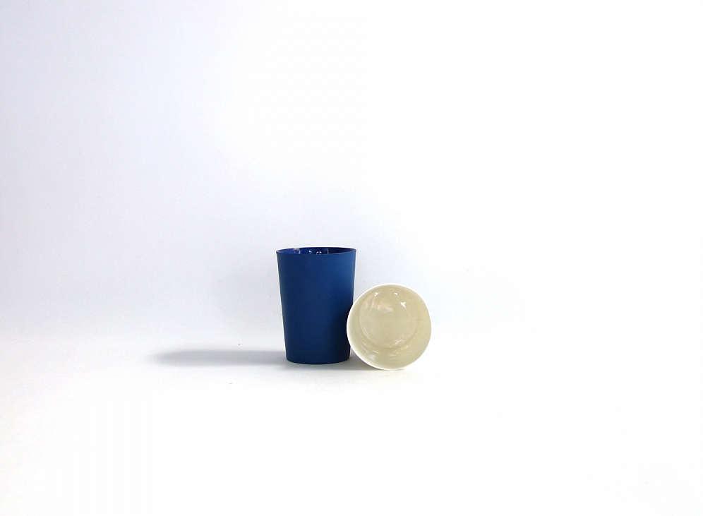 lara tall round glass by santimetre 10