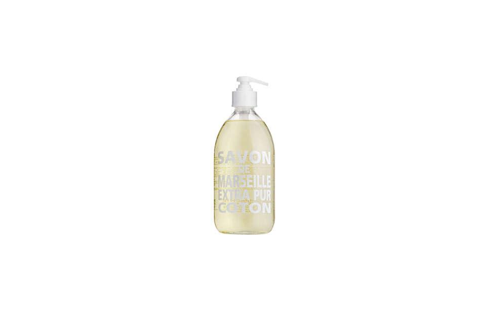 Savon de Marseille Extra Pur Cotton Hand Soap