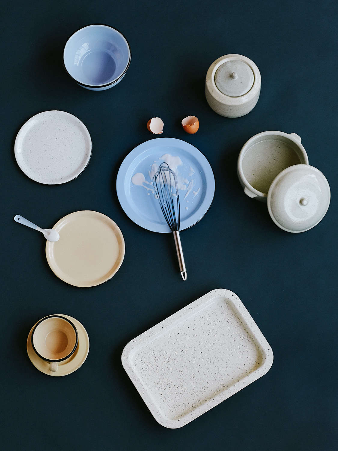 Criolla Trays and Plates by Dirk Mai for Someware on Remodelista