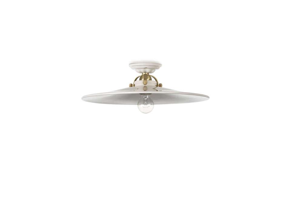 Thomas Hoof Porcelain Ceiling Light